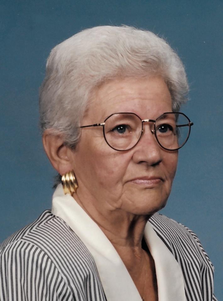 Doris Anne Vincent