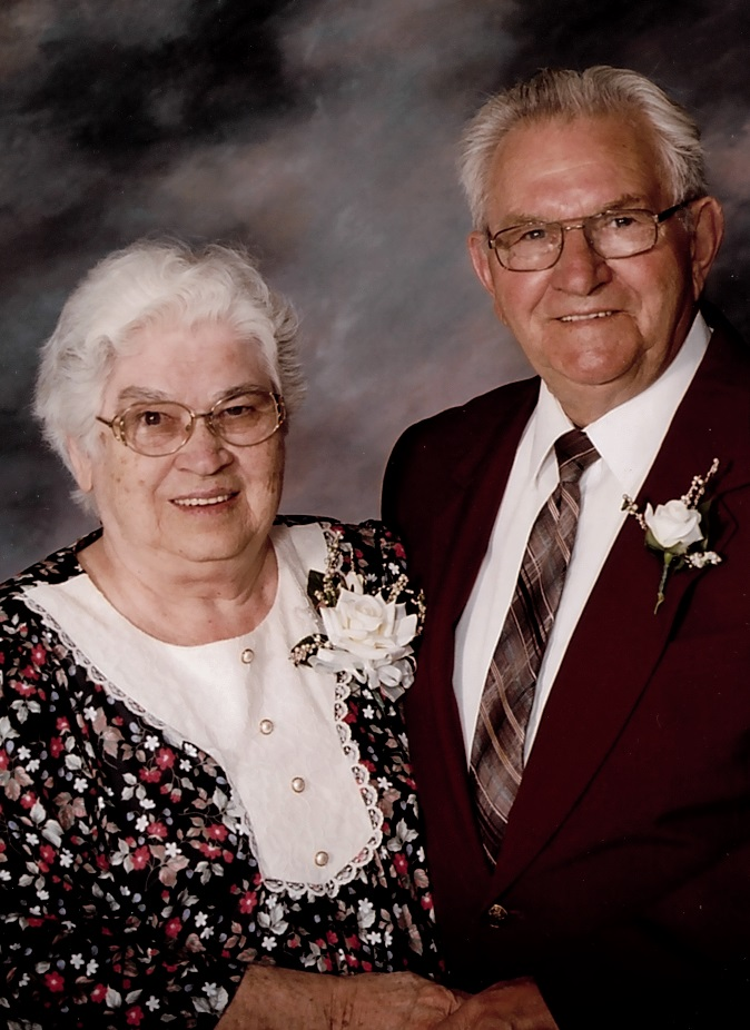 Ruth and Glenn Brotzman