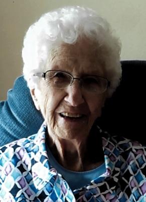 Marcella Lucille Ortscheid