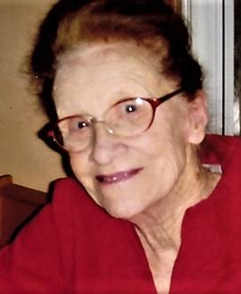 Jeanette Frances Hartman