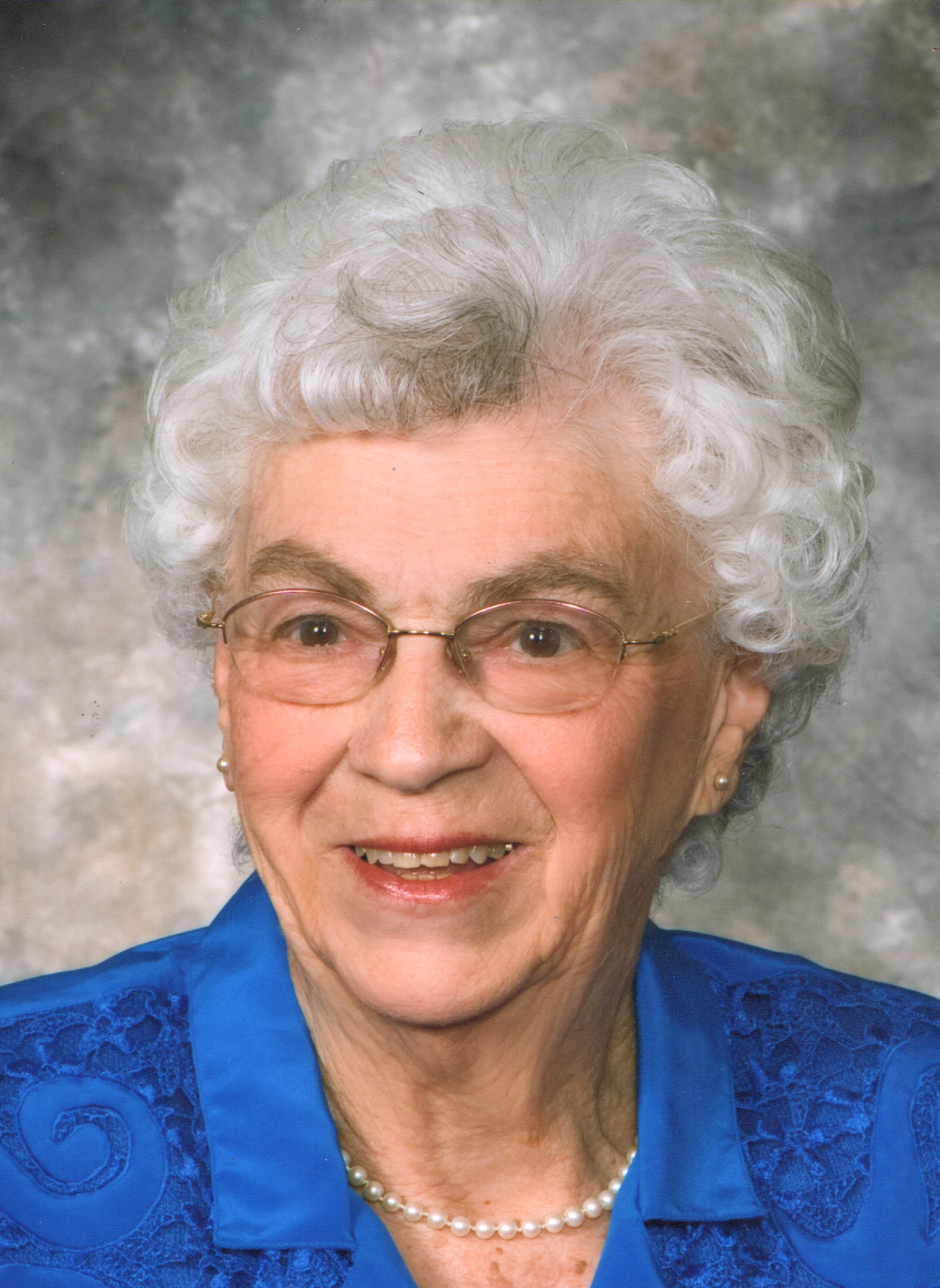 Marie E. Oldenburg