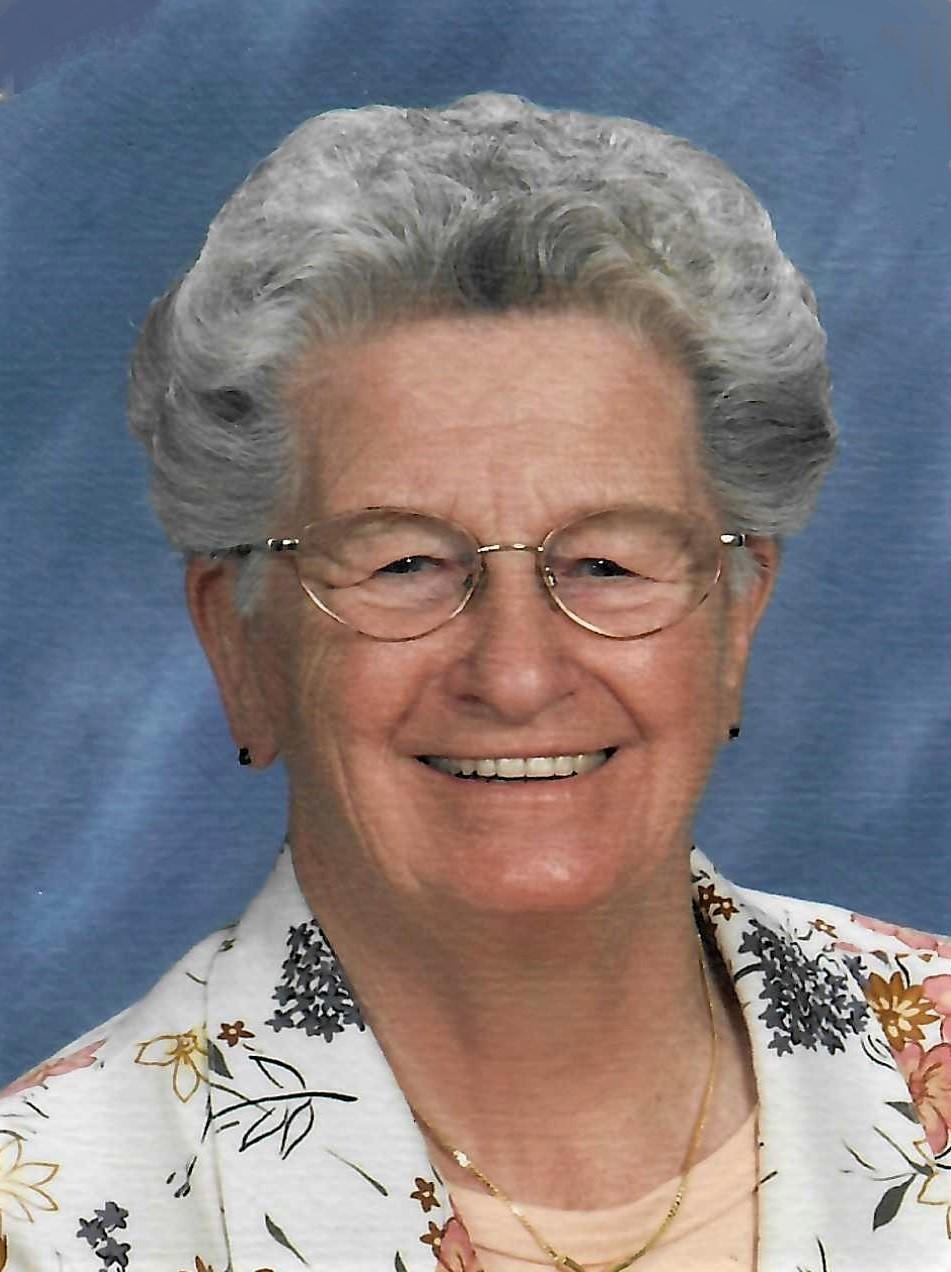 Mary V. Ohms Saam